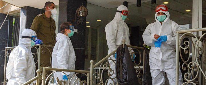 49 حالة وفاة و618 إصابة جديدة بفيروس كورونا في مصر