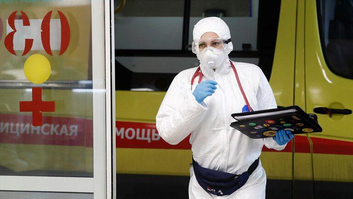 تسجيل نحو 13.5 ألف إصابة جديدة بكورونا في روسيا