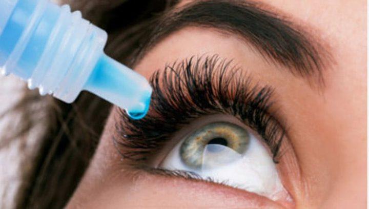 قطرات العيون: هكذا عليك استخدامها ولهذه الأغراض!