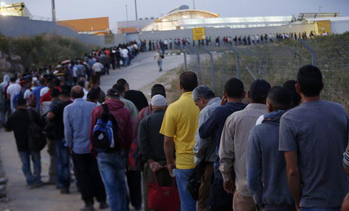 سعد: 94 ألف عامل يتوجهون غدا إلى أماكن عملهم في أراضي الـ48