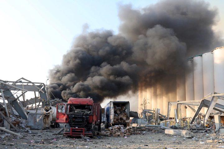 مجلس القضاء الأعلى في لبنان يعين قاض جديد للتحقيق في انفجار بيروت