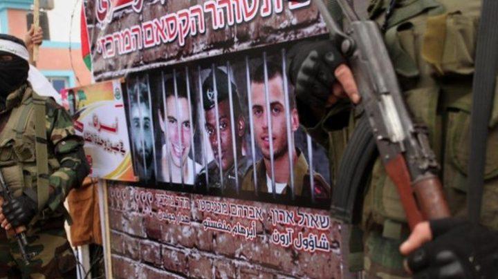 """الإعلام العبري يكشف عن تطورات في ملف صفقة تبادل الأسرى مع """"حماس"""""""