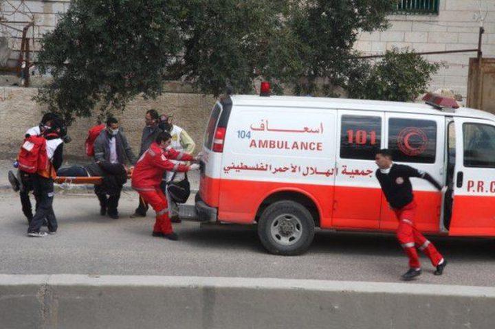 الخليل: وفاة مواطن واصابة آخرين جراء انهيار مغارة في قرية خرسا