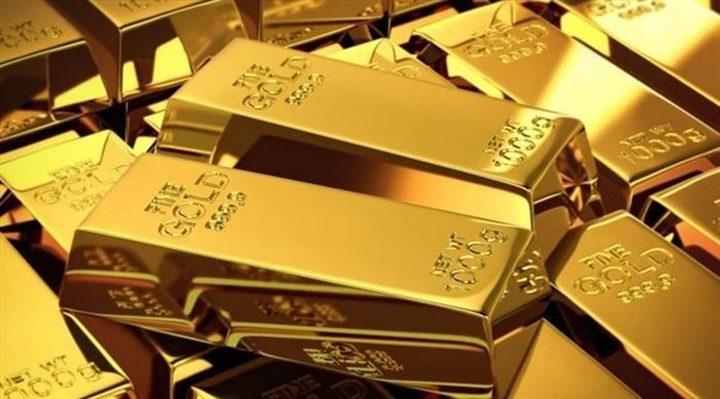 الذهب عند أدنى مستوى في 7 أشهر