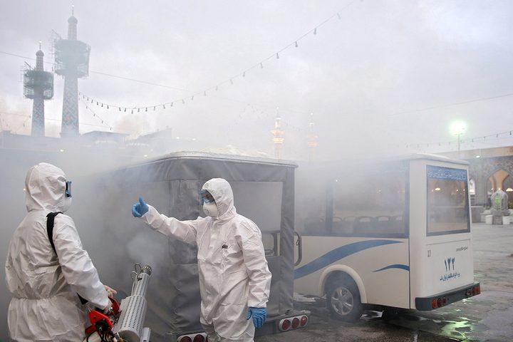 تسجيل 12742 إصابة جديدة بفيروس كورونا في روسيا