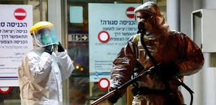 4553 إصابة جديدة بكورونا في دولة الاحتلال