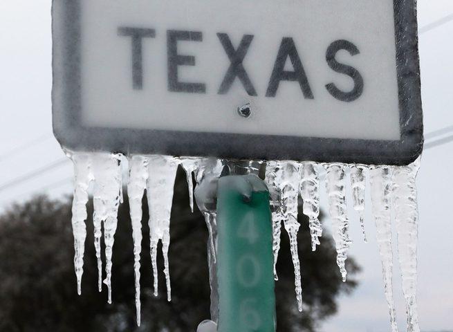 إكتشاف عشرات الجثث المتجمدة في ولاية تكساس الأمريكية