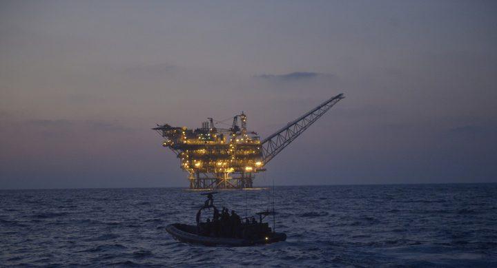 الرئيس يستقبل وزير البترول المصري ومذكرة تفاهم لتطوير حقل غاز غزة