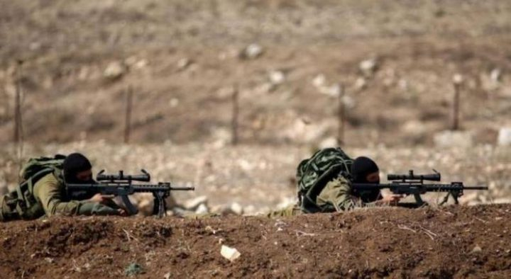 الاحتلال يطلق الرصاص على المزارعين شرق خان يونس