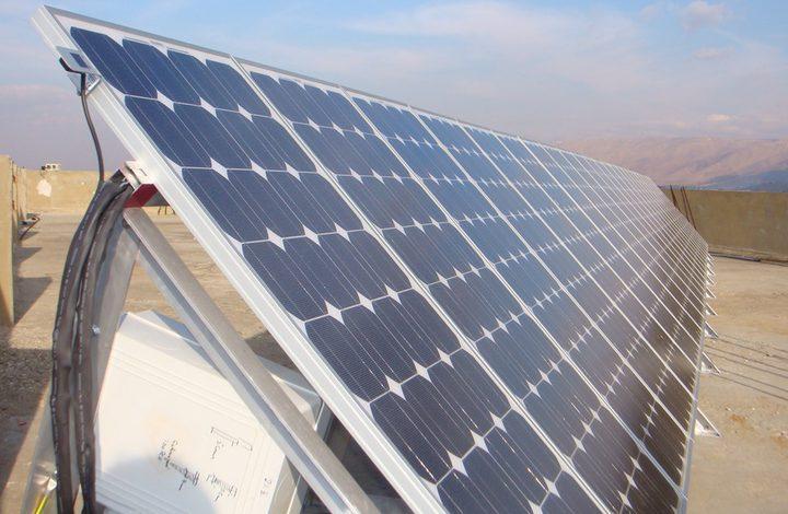 توصيات بالتركيز على الطاقة الشمسية كمصدر متجدد ومجدٍ اقتصاديا
