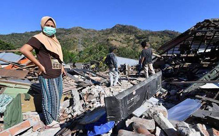 زلزال بقوة 5.1 درجة يضرب سواحل إندونيسيا