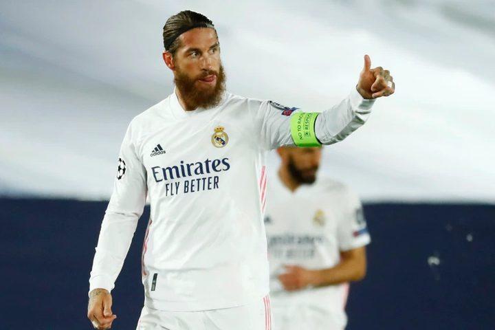 راموس يميل للبقاء في ريال مدريد