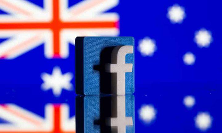 انفراجة بعد توتر بين فيسبوك وأستراليا
