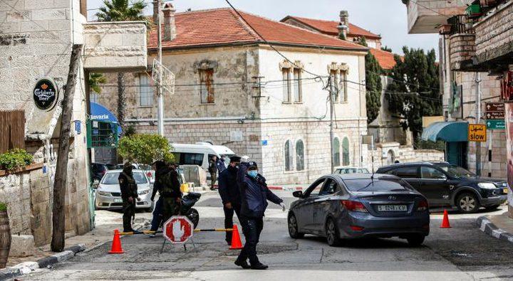 بيت لحم: اغلاق مقر هيئة شؤون الأسرى وعدد من المدارس بسبب كورونا
