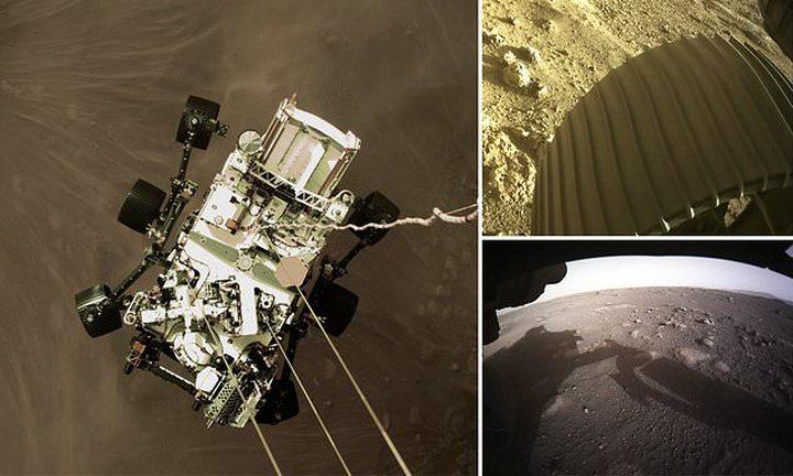 """حجي يكشف أهمية هبوط المسبار """"بيرسفيرنس"""" على سطح المريخ"""