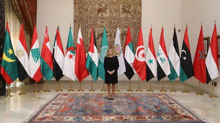 دولة فلسطين تشارك في المؤتمر الثامن لمنظمة المرأة العربية