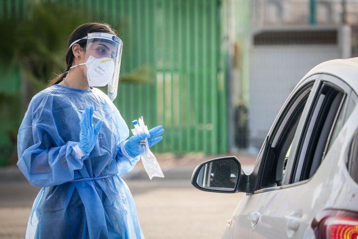 4677 إصابة جديدة بفيروس كورونا المستجد في دولة الاحتلال