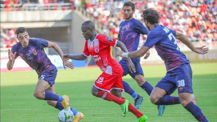 الأهلي المصري يسقط أمام سيمبا التنزاني في دوري أبطال إفريقيا