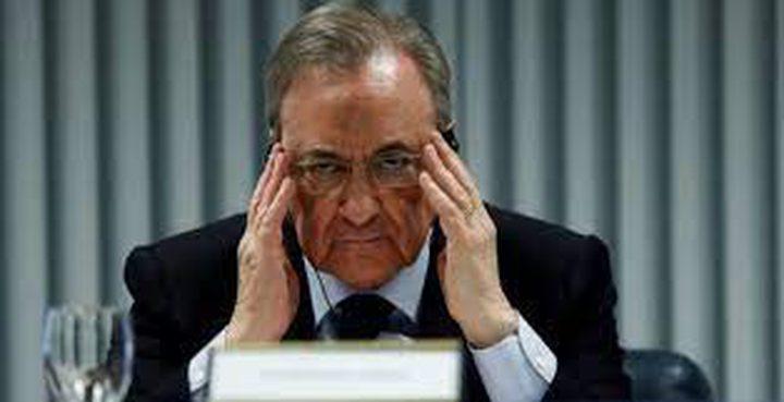 وثيقة مسربة تهدد ريال مدريد بعقوبات حكومية قاسية