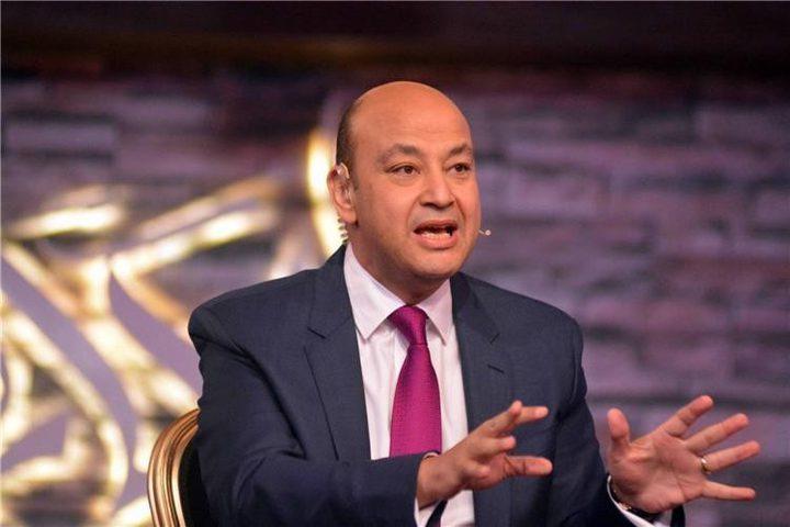 الكشف عن تفاصيل مثيرة حول حادث الإعلامي عمرو أديب