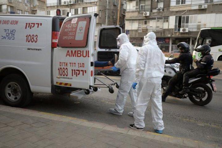 ارتفاع معامل عدوى تفشي فيروس كورونا في دولة الاحتلال