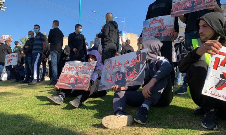 اللد: تجميد أوامر إخلاء عائلات عربية من منازلها