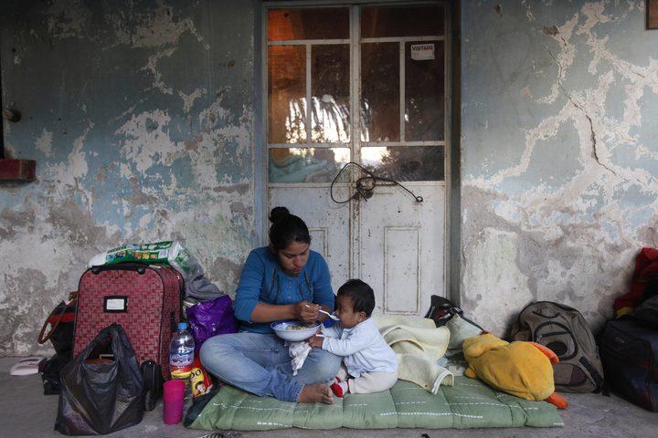 الجوع يغزو أمريكا الوسطى