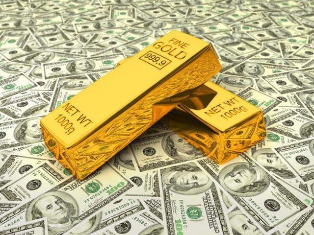 الذهب يصعد بفعل ضعف الدولار