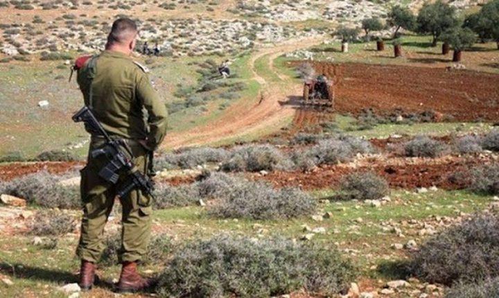 رام اله: الاحتلال يعلن الاستيلاء على 193 دونما