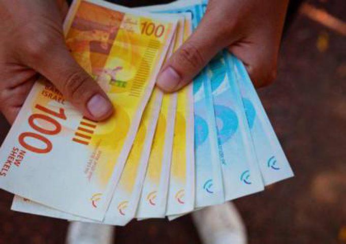 أسعار صرف العملات مقابل الشيكل اليوم