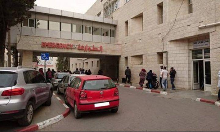الكيلة تتفقد التجهيزات الجديدة لمرضى كورونا بمجمع فلسطين الطبي