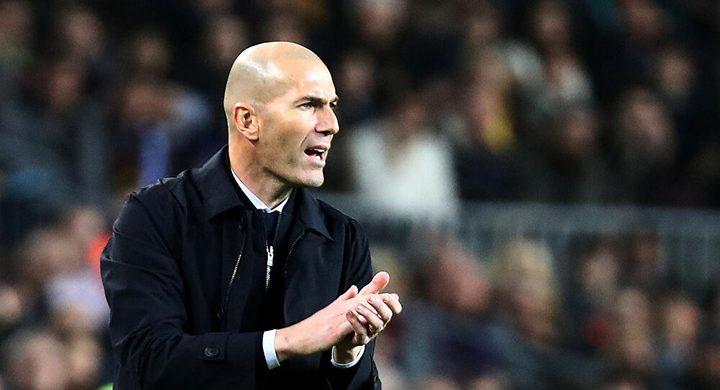 رباعي ريال مدريد يخفف معاناة زيدان