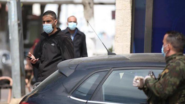 سلفيت: إغلاق بلدتي كفر الديك وحارس 72 ساعة بسبب كورونا