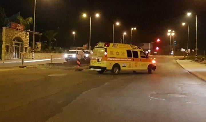 إصابتان في جريمة إطلاق نار في جسر الزرقاء