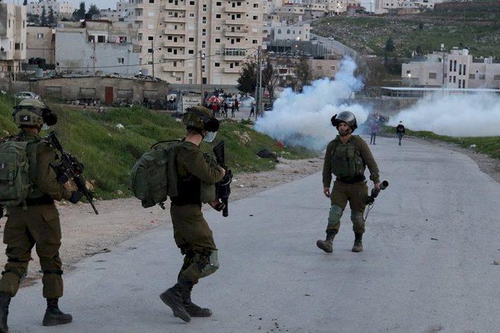 الاحتلال يقتحم كفر عقب ومحيط قلنديا شمال القدس