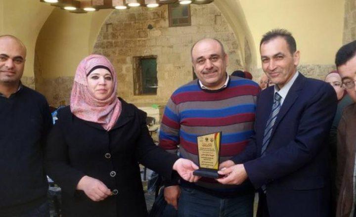 وزارة التربية والتعليمتحتفي بيوم المرشد التربوي الفلسطيني