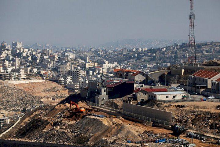 """برلمانيون أوروبيون يطالبون إسرائيل بوقف """"الضم الفعلي"""" في الضفة"""