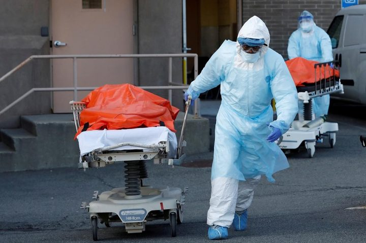 أكثر من 2 مليون و550 ألف وفاة بكورونا حول العالم