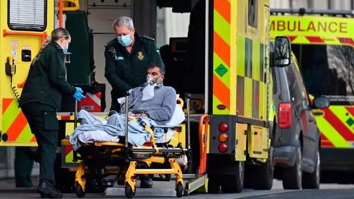 343 وفاة و6391 إصابة جديدة بكورونا في بريطانيا