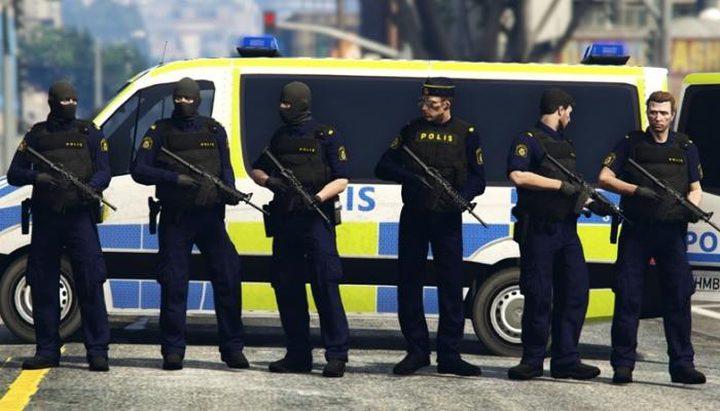 إصابة 8 أشخاص بسلاح أبيض في السويد