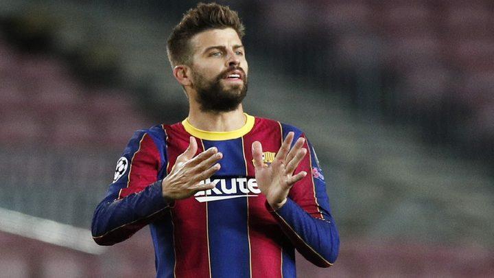 برشلونة يعلن تفاصيل إصابة المدافع الأول للفريق