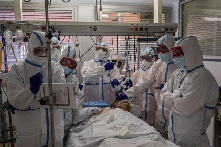 الهمشري: التّصاعد الوبائي بشكل عمودي قد يربك النّظام الصحي