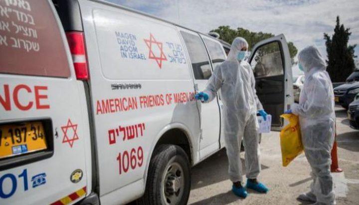 4142 إصابة جديدة بفيروس كورونا في دولة الاحتلال
