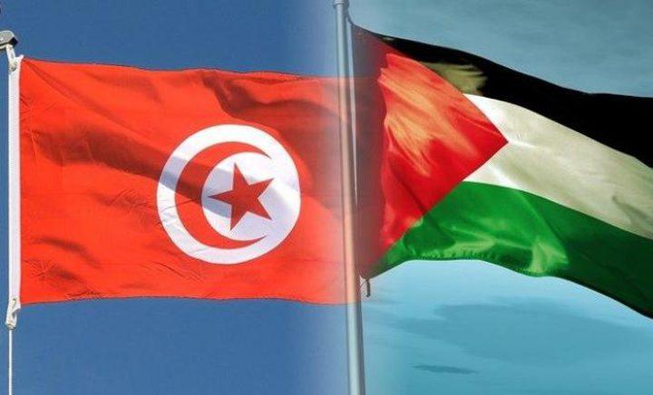 اتحاد عمال فلسطين فرع تونس ينتخب أعضاء الهيئة الإدارية