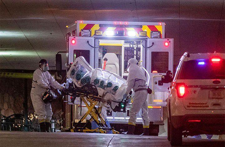تسجيل 478 ألف إصابة و10124 وفاة جيدة بكورونا في العالم