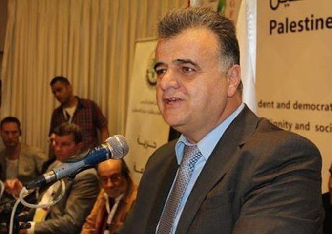 سعد يجدد مطالبته للعمل الدولية بفتح مكتب لها داخل أراضي الـ48
