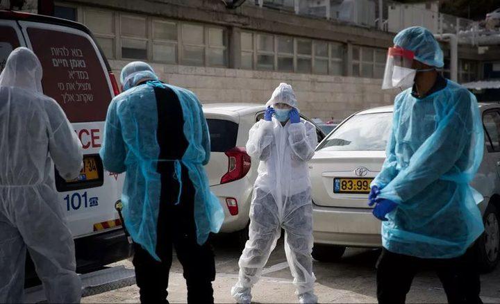 آخر تطورات انتشار فيروس كورونا في دولة الاحتلال