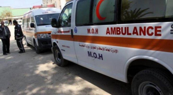 وفاة شاب إثر سقوط رافعة شوكية عليه أثناء عمله غرب رام الله