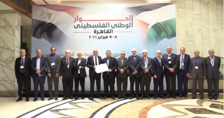 مصر تدعو حماس لحضور جلسات الحوار الفلسطيني في القاهرة