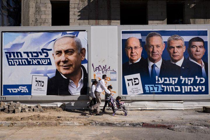 استطلاع: نتنياهو لا يزال عاجزا عن تشكيل حكومة جديدة برئاسته